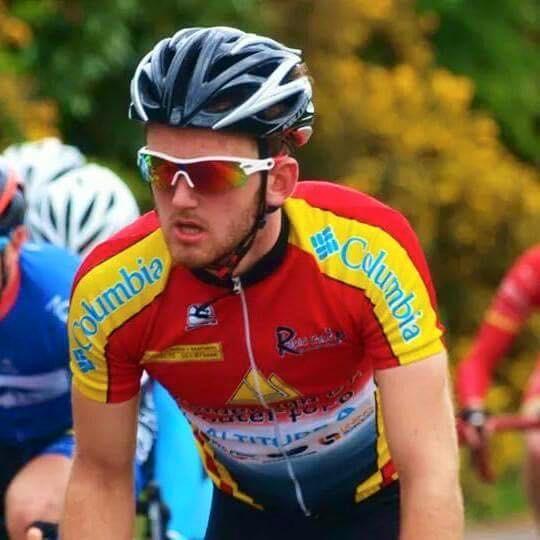 Rider Profile Luke O'Donovan