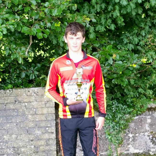 Crowley Well placed in Fermoy