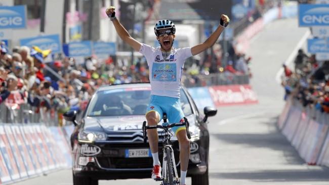 Fabio Aru wins 2015 Vuelta a Espana