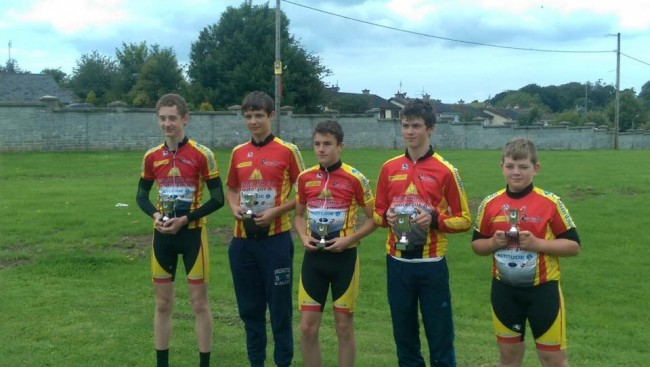 Youths shine in Ras Kilmallock