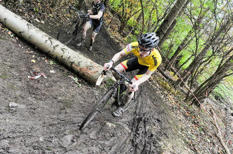 Adam Takes Third In Mud Bath