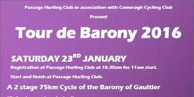 Tour De Barony