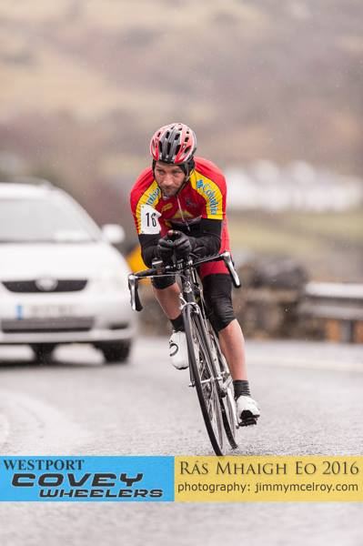 De Barra goes west to Ras Mhaigh Eo