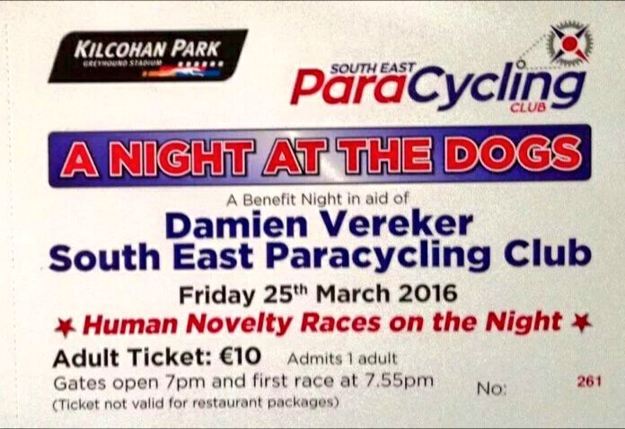 Fundraiser Night for Damien