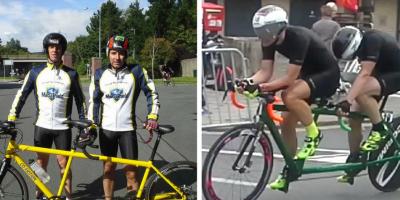 Cycling Ireland Awards; Martin Kirwan Nominated.