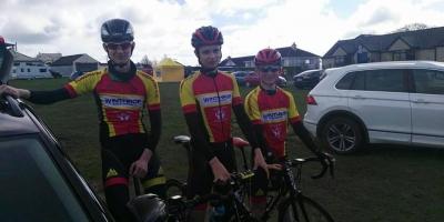 Nenagh, Drogheda and Flanders. April 1st & 2nd.