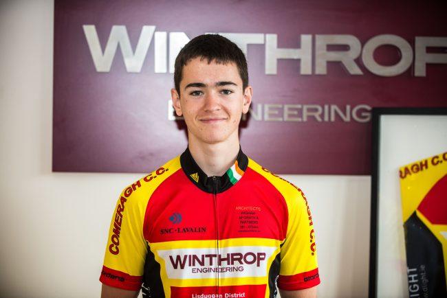 Rider Profile: Ronan Charters