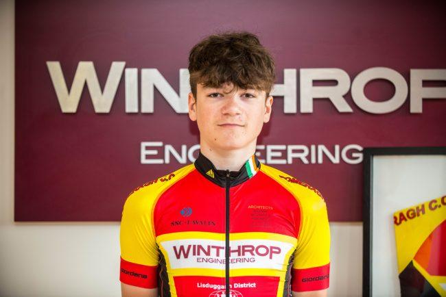 Rider Profile: Rhys Kenny