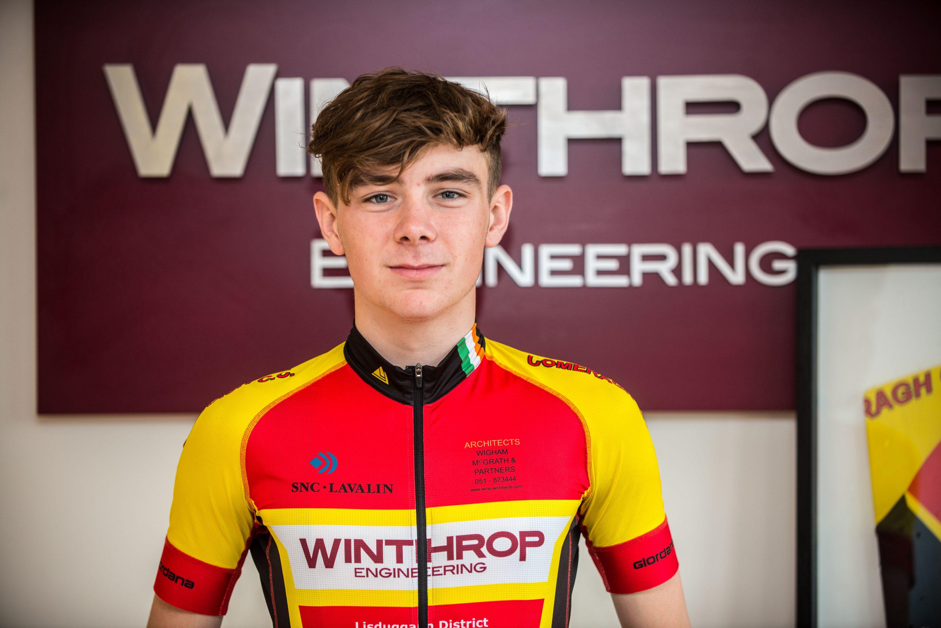 Rider Profile; Ciaran O'Sullivan.