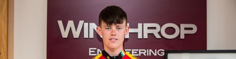 Rider Profile: Evan Cullen.
