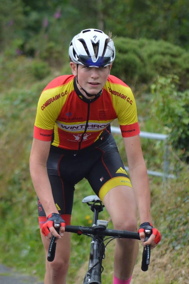 Rider Profile: Tomás Walsh.