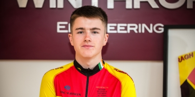 Rider Profile: Aaron Dillon