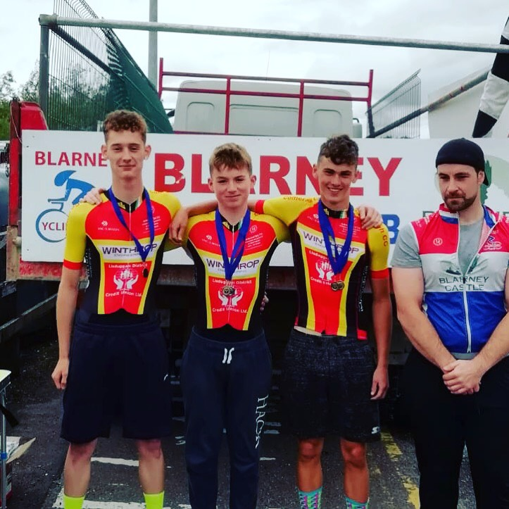 Comeragh Youths Excel at Munster Championships.