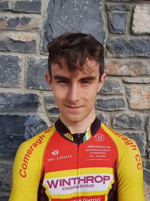 Rider Profile: Niall Hogan.